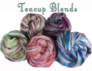 Custom Blended Top- Teacup Blends Sampler- 3 oz ( .6 oz each of 5 blends)