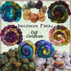 RESERVED listing for Mary Lynn - Inglenook Fibers