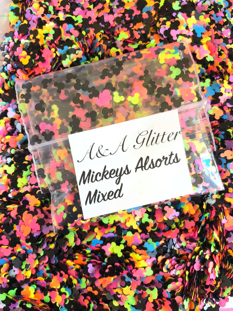 Mickey's Alsorts - A&A Glitter