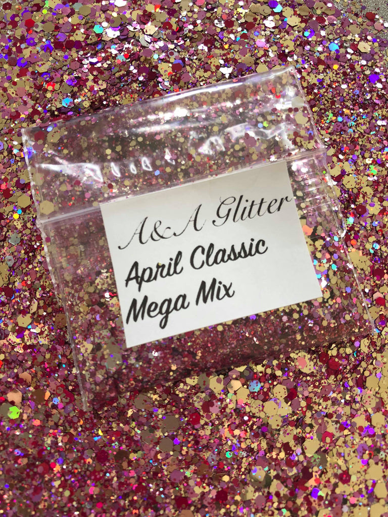 April Classic Mega Mix - A&A Glitter