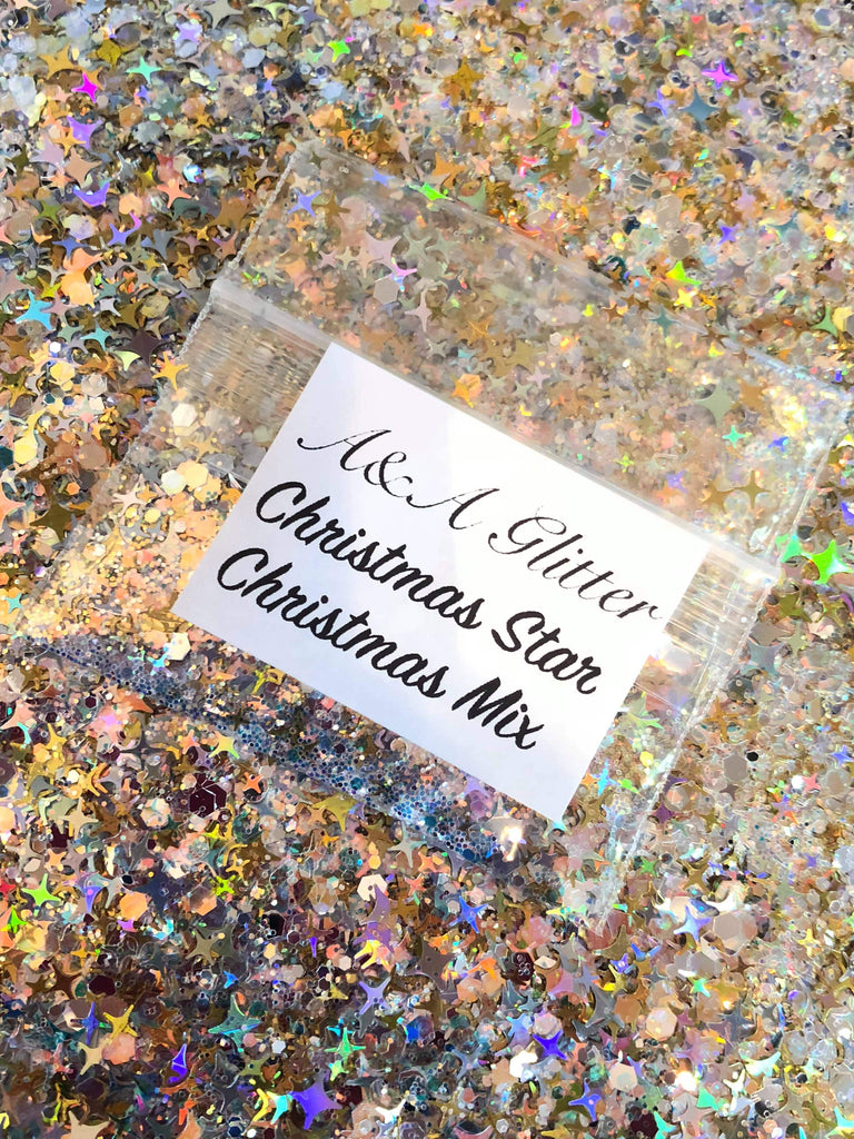 Christmas Star - A&A Glitter