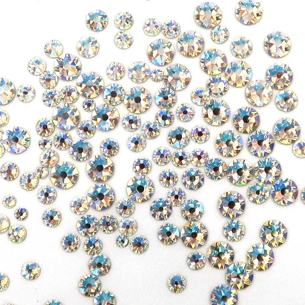 Swarovski Crystal Mixed Pack - Crystal Shimmer