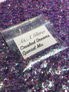 Crushed Dreams Special Mix - A&A Glitter