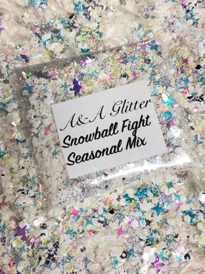 Snowball Fight - Seasonal Mix
