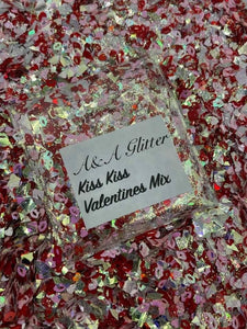 Kiss Kiss Valentines Mix