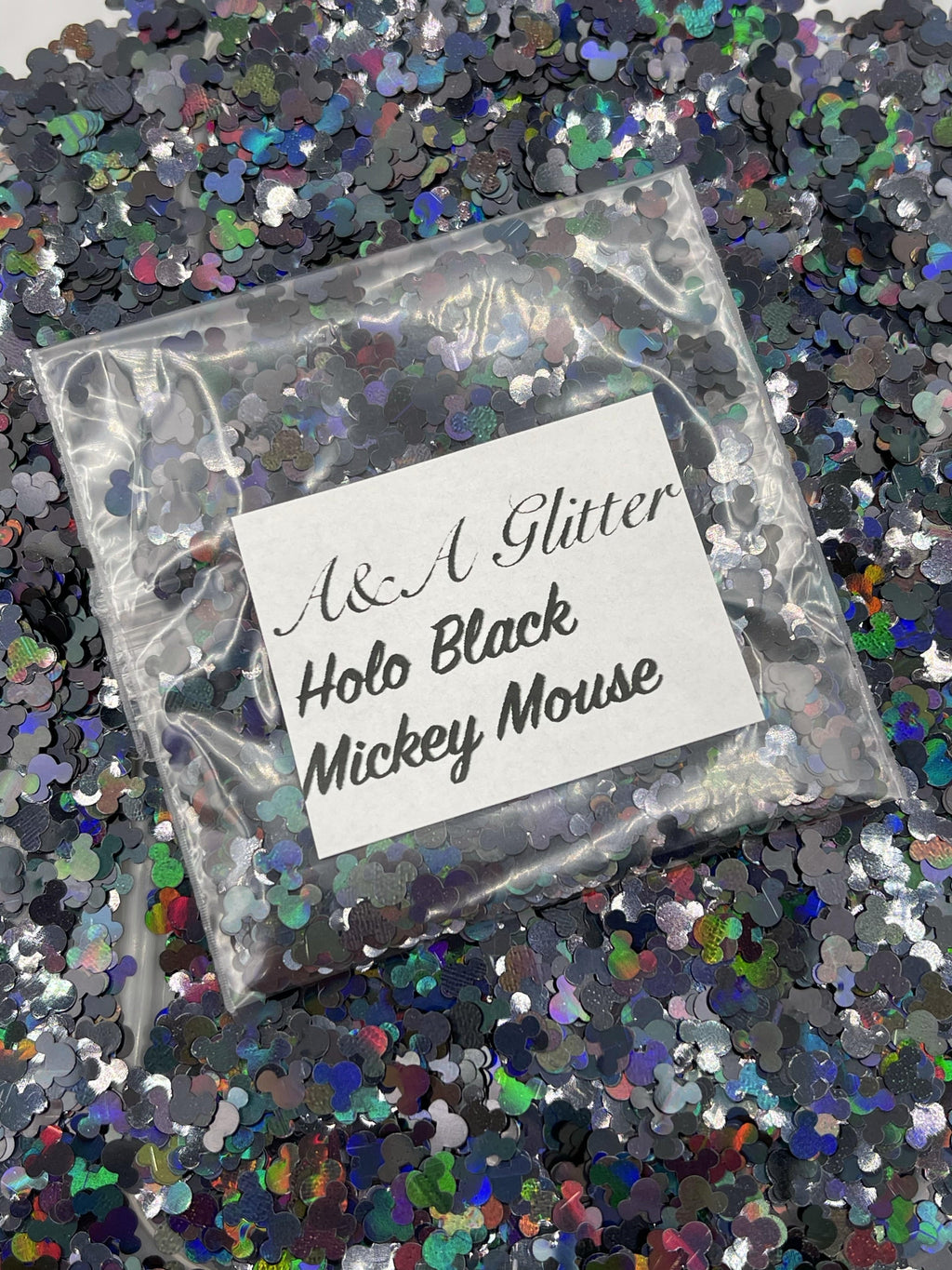 Holo Black - Mickey Mouse