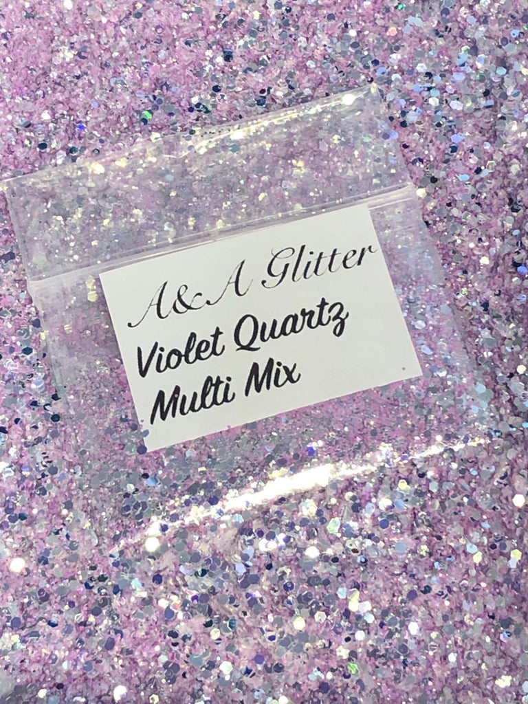 Violet Quartz - Multi Mix