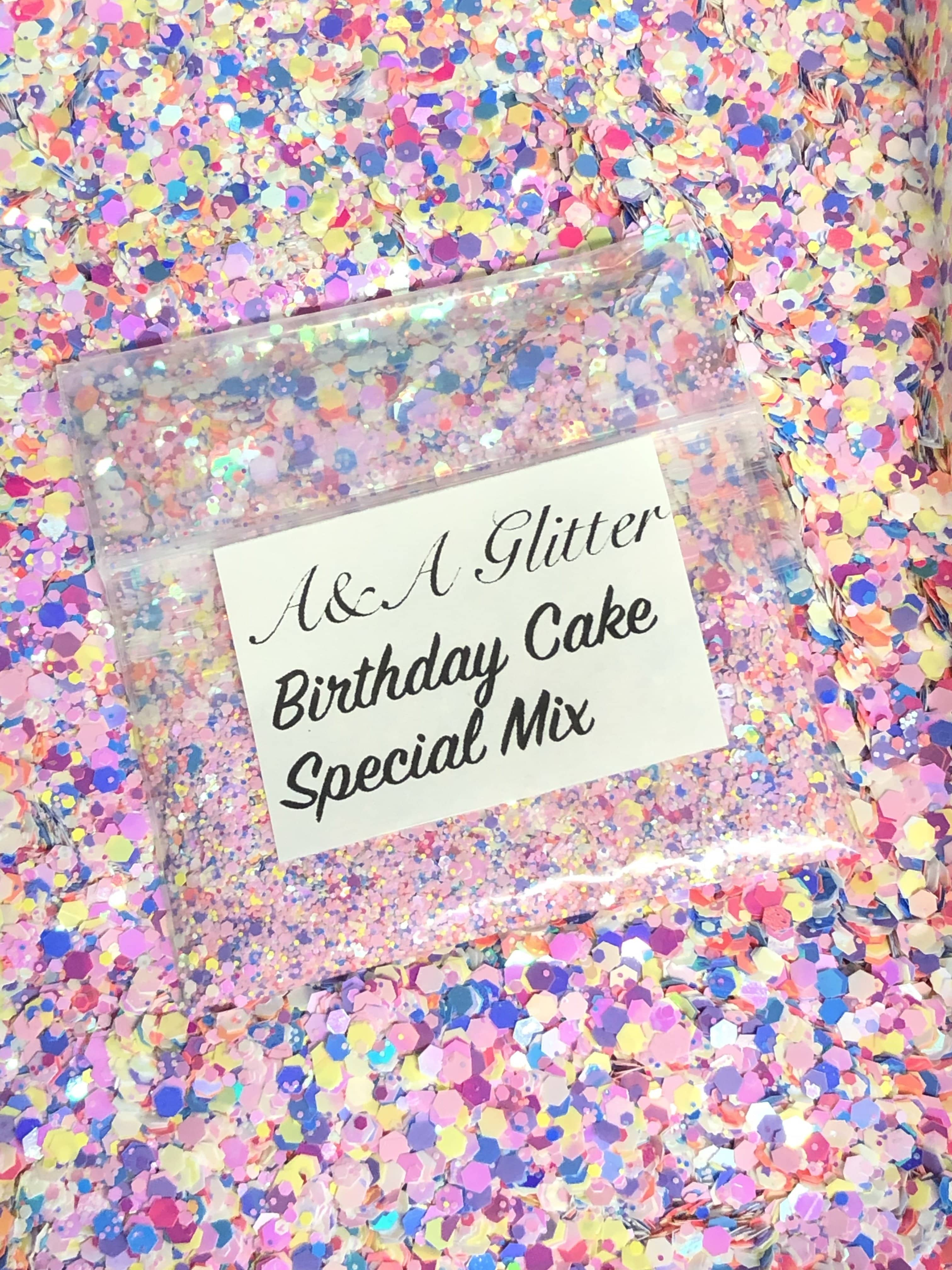Birthday Cake - Special Mix