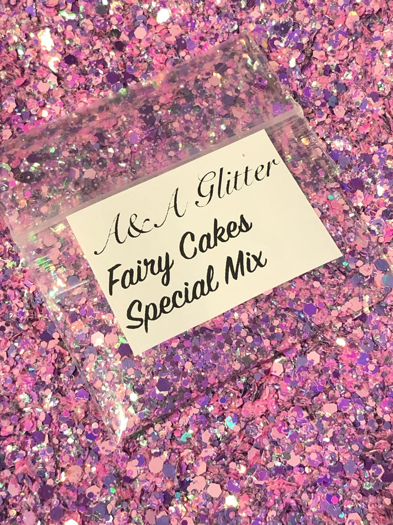 Fairy Cakes - Special Mix