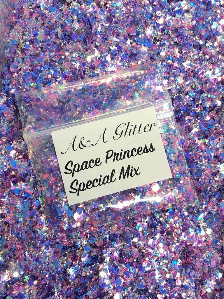 Space Princess - Special Mix