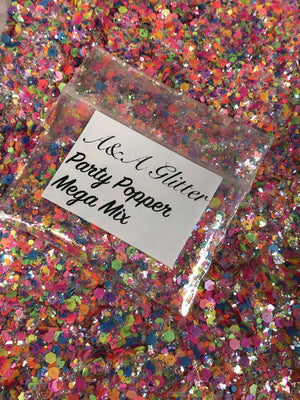 Party Popper - Mega Mix