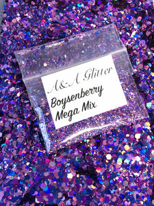Boysenberry - Mega Mix