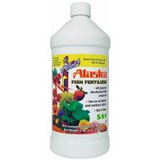 Alaska Fish Fertilizer 5-1-1