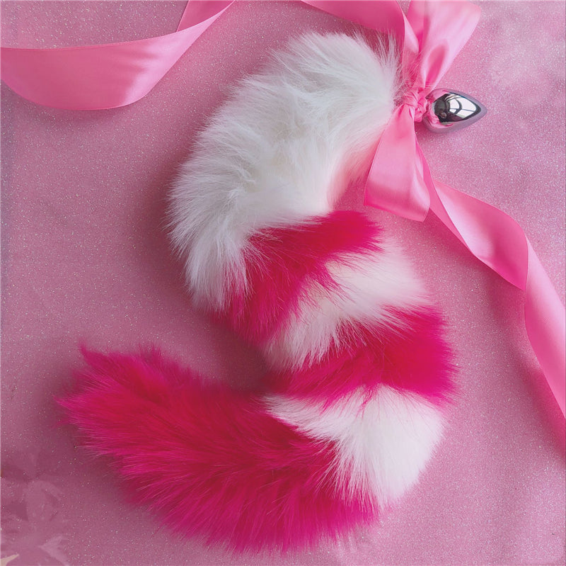 Handmade Fox Tail Anal Plug, 7 Designs - Own Pleasures