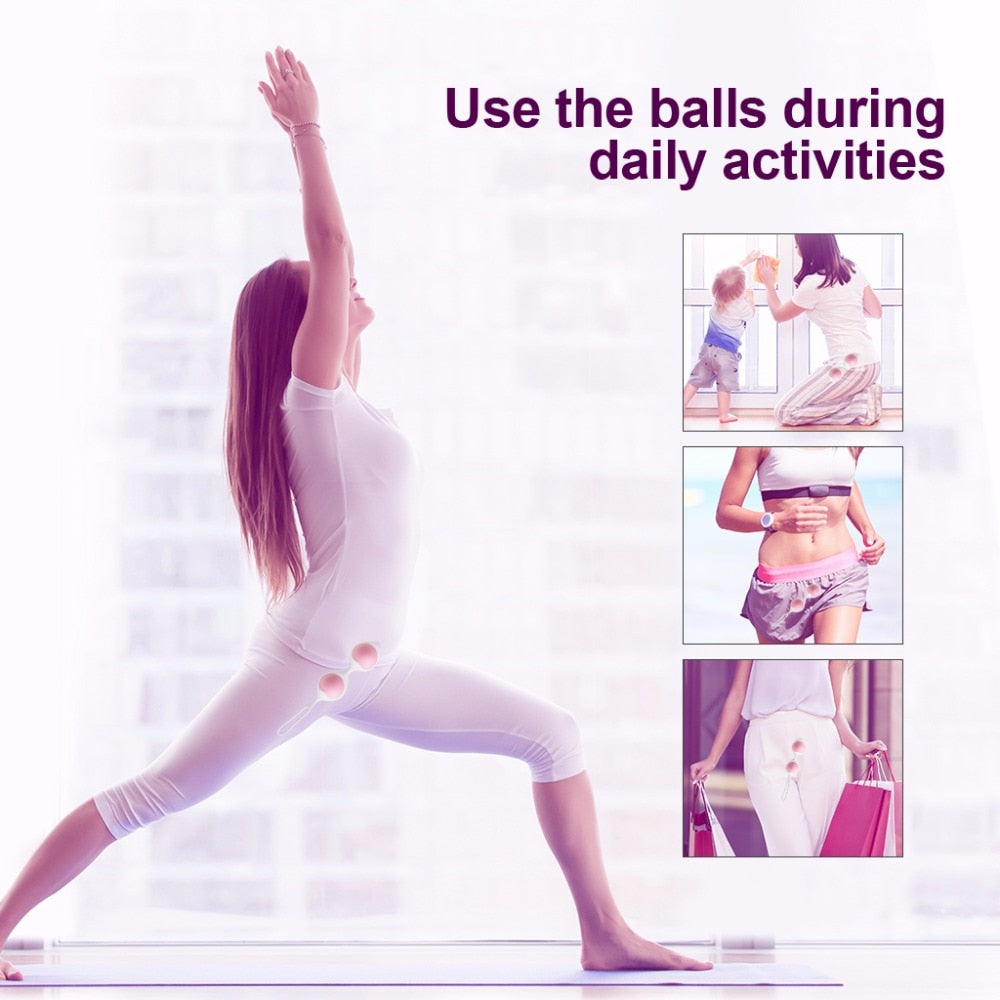 PREMIUM Kegel Balls for Women