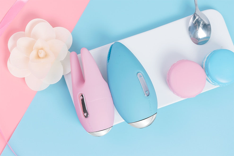 Cookie Mini Sexy Vibrators | Kiss Fish Mouth Massager Foreplay - Own Pleasures