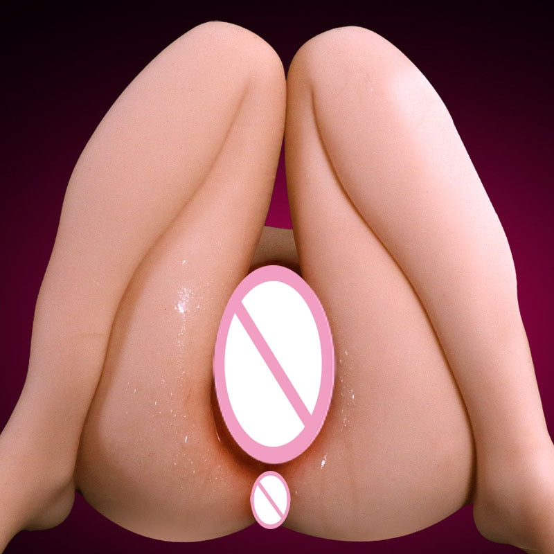 3D Realistic Big Ass | Vagina+Ass +Legs and Feet - Own Pleasures