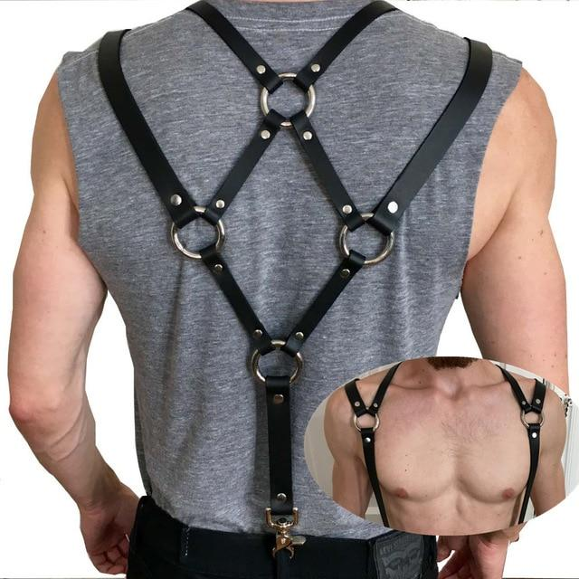 BDSM Fetish Variety of Harness | Body Bondage - Own Pleasures