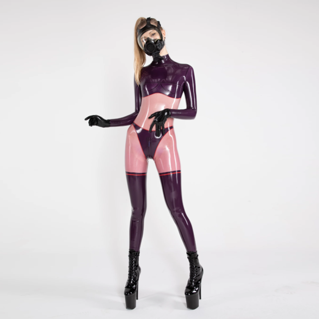 15 Types of Sexy Latex Sexy Suit - Up to XXL - Own Pleasures