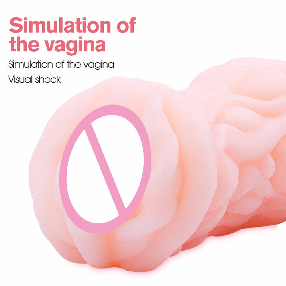 Pocket Realistic Vagina for Masturbation - Own Pleasures