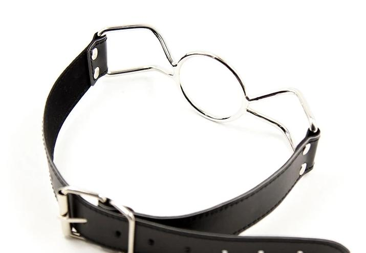 PU or Leather Gag Restraint - Own Pleasures