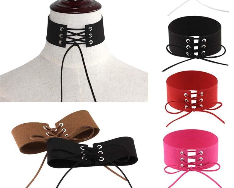 Sexy Punk Style BDSM Collar | Fetish Accessories