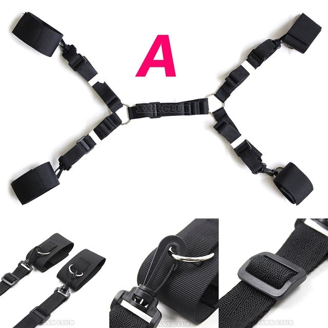 11 Types of Bed Restraints | Bondage - Own Pleasures