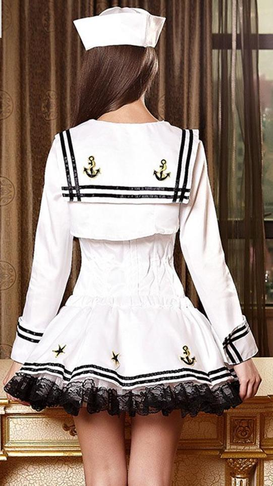 Up to XL Women Sailor Cosplay - Own Pleasures