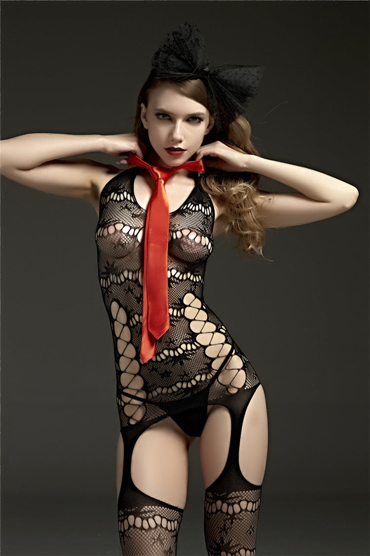Black Crotchless Lingerie | Erotic Costumes - Own Pleasures