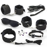 7 Pcs Sex Bondage Restraint Set