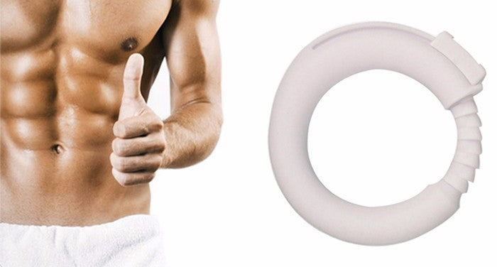 Adjustable Silicone Cock Ring | Ed Aid - Own Pleasures