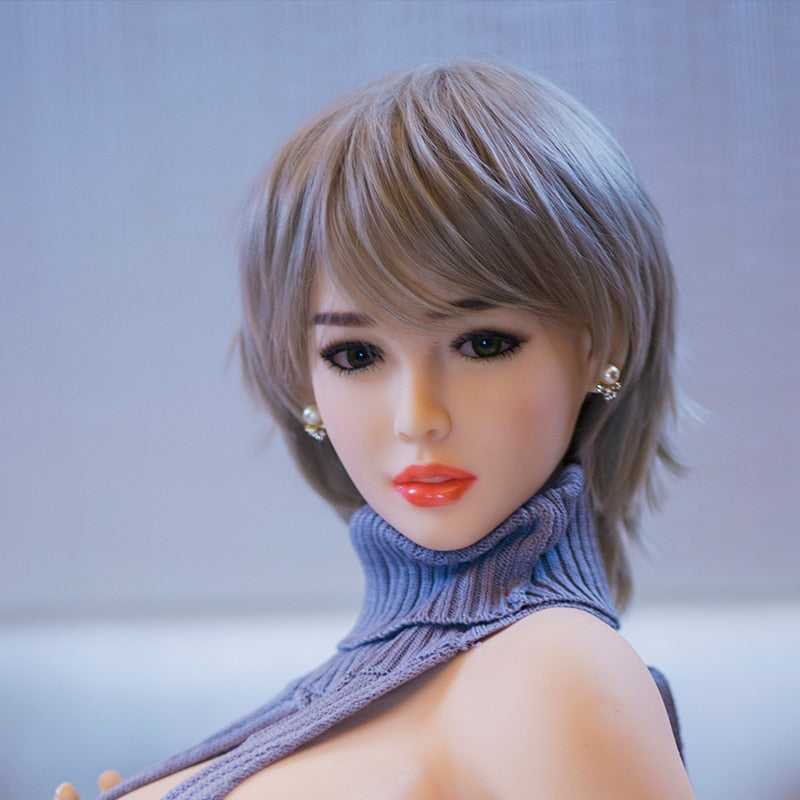 130-170 cm Silicone Head Sexy Doll - Own Pleasures