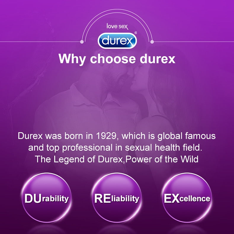 Durex Multi-Speed Waterproof Vibrator For Woman