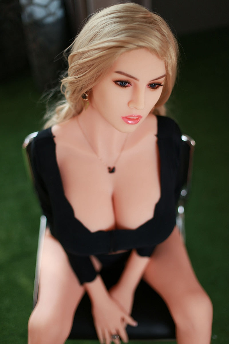 170cm Beautiful Sex Doll with teeth