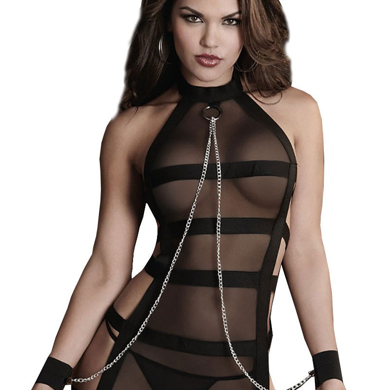 Black Sexy Lingerie - Exotic Apparel - Own Pleasures