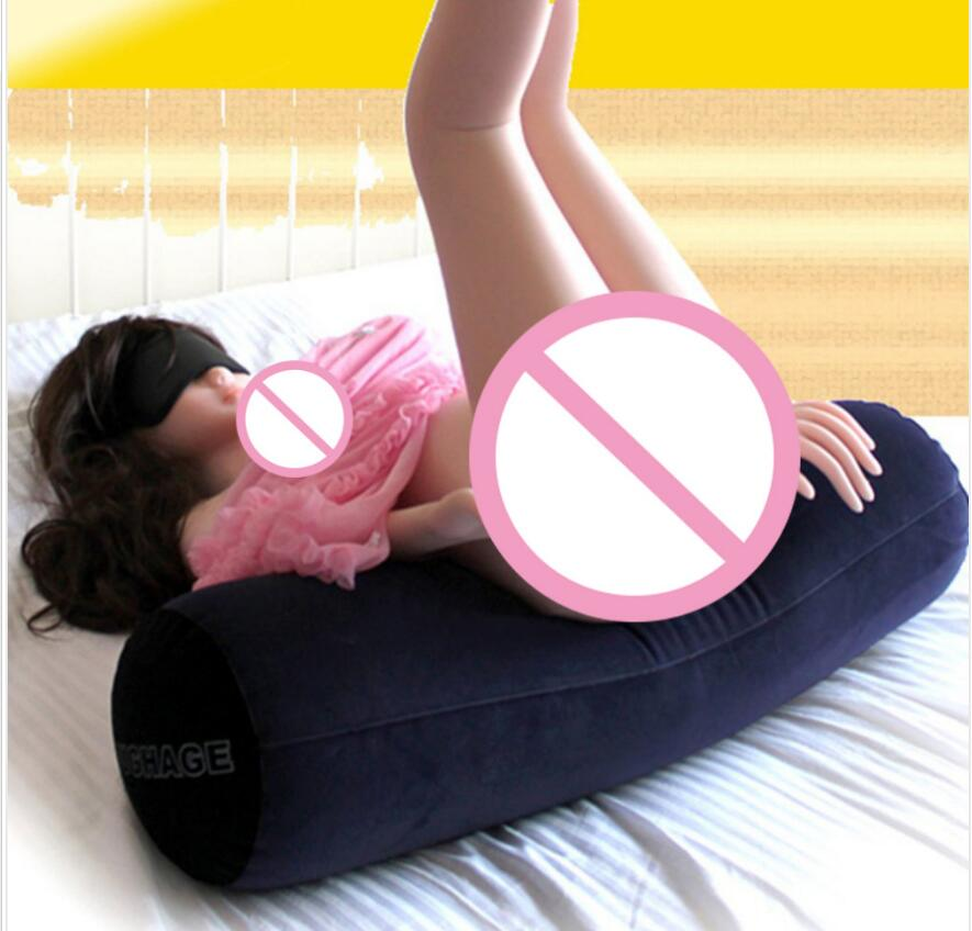 Inflatable Circular Pillow Sofa Chair | Position Helps