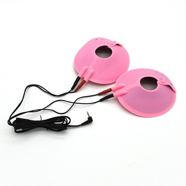 Stainless Steel Electric Shock Anal Plugs - Own Pleasures