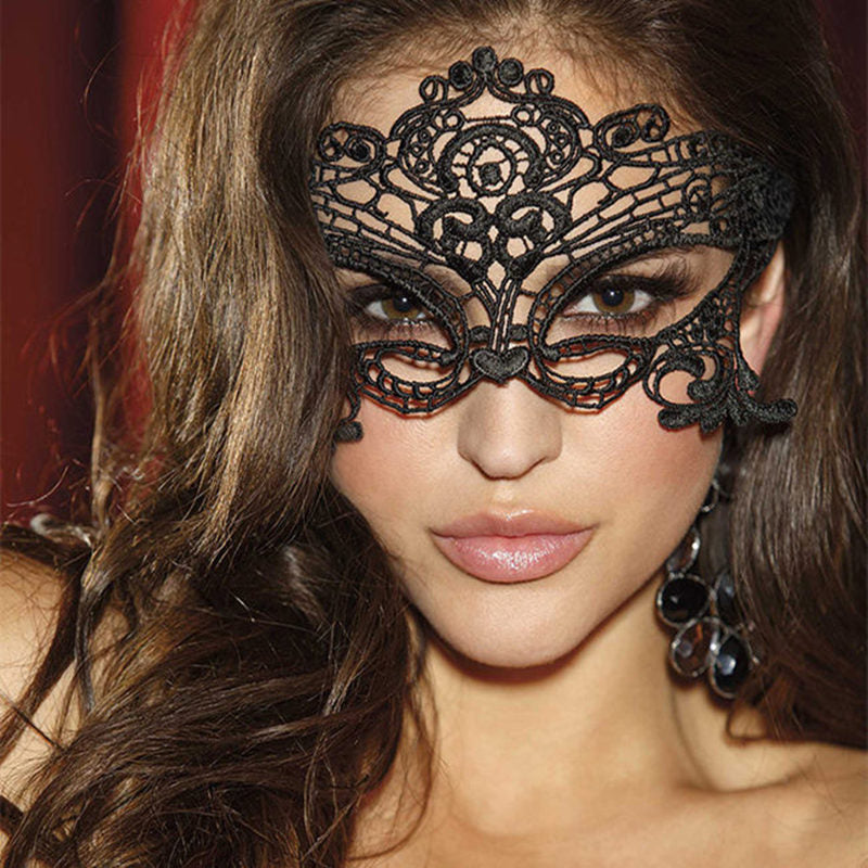 Queen Eyes Female Mask For Adults Games - Own Pleasures