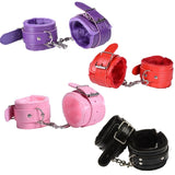 Colourful Sex Handcuffs - Own Pleasures