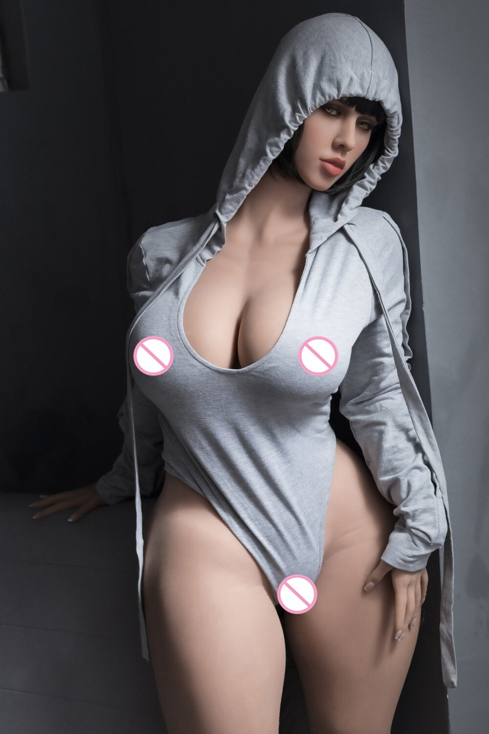 162cm Big Breasts and Butt Sex Doll - Own Pleasures