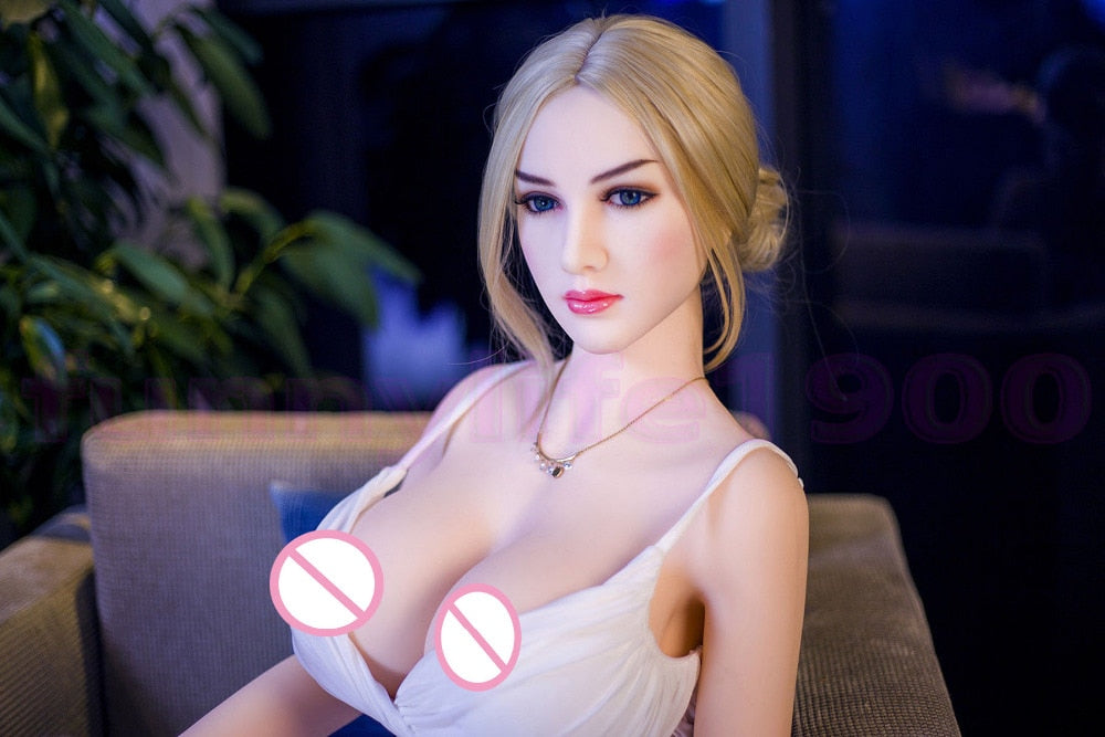 Realistic Big Breast and Mini Vagina Sex Doll - Own Pleasures