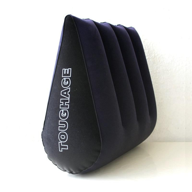 Inflatable Sex Pillow | Triangle Magic Wedge Pillow | Erotic Cushion - Own Pleasures