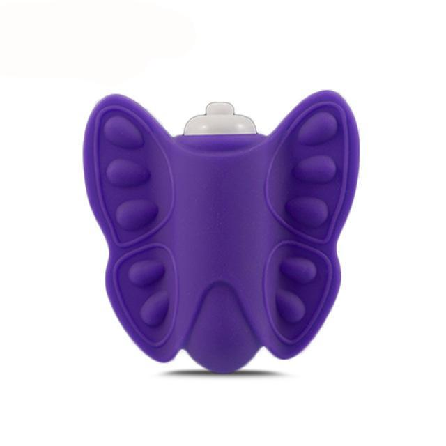 Wearable Butterfly Vibrating G Spot Stimulator - Own Pleasures