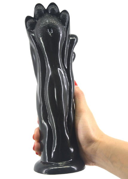 Extreme Ribbed Animal Dildos, 17 Types - Own Pleasures