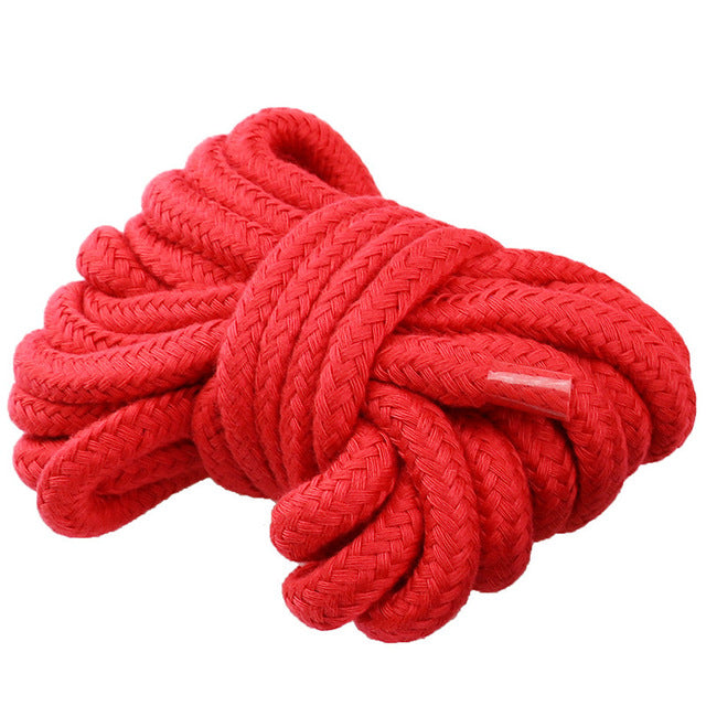 4 Colors BDSM Bondage Ropes for Playful Couples 5m/10m