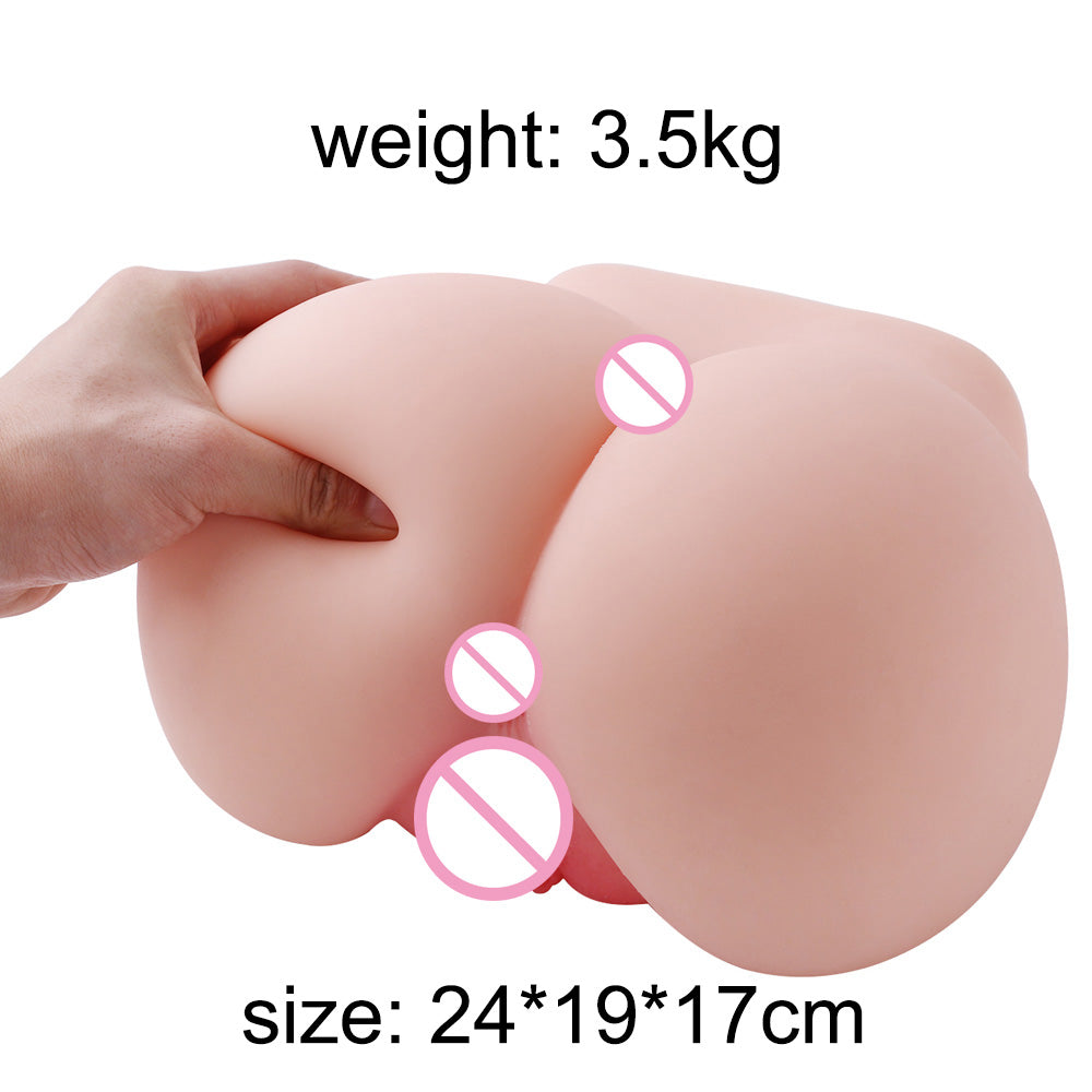 3D Elliptical Big Ass and Vagina - Own Pleasures