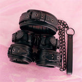 Retro Adjustable Hand | Ankle Cuffs | BDSM Restraints - Own Pleasures