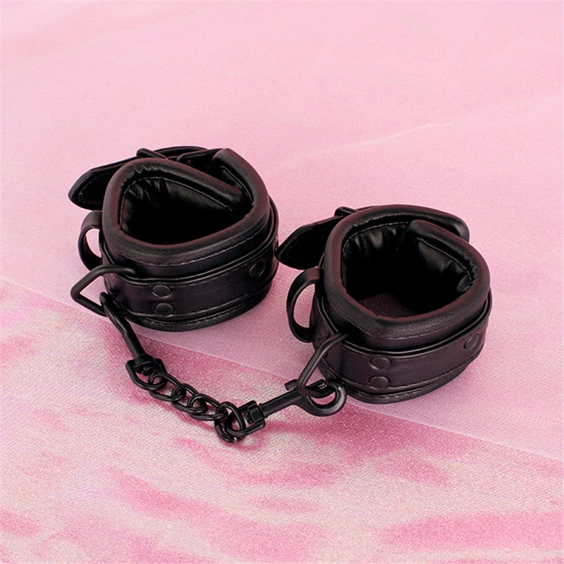 Retro Adjustable Hand | Ankle Cuffs | BDSM Restraints