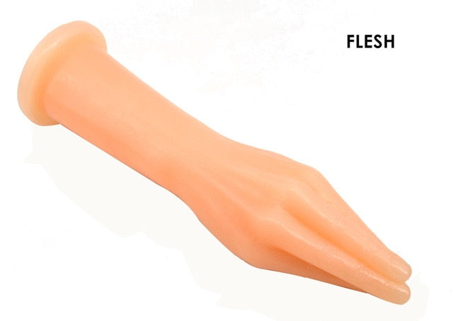 BEST SELLER Vaginal or Anal Dildo | Big hand - Own Pleasures