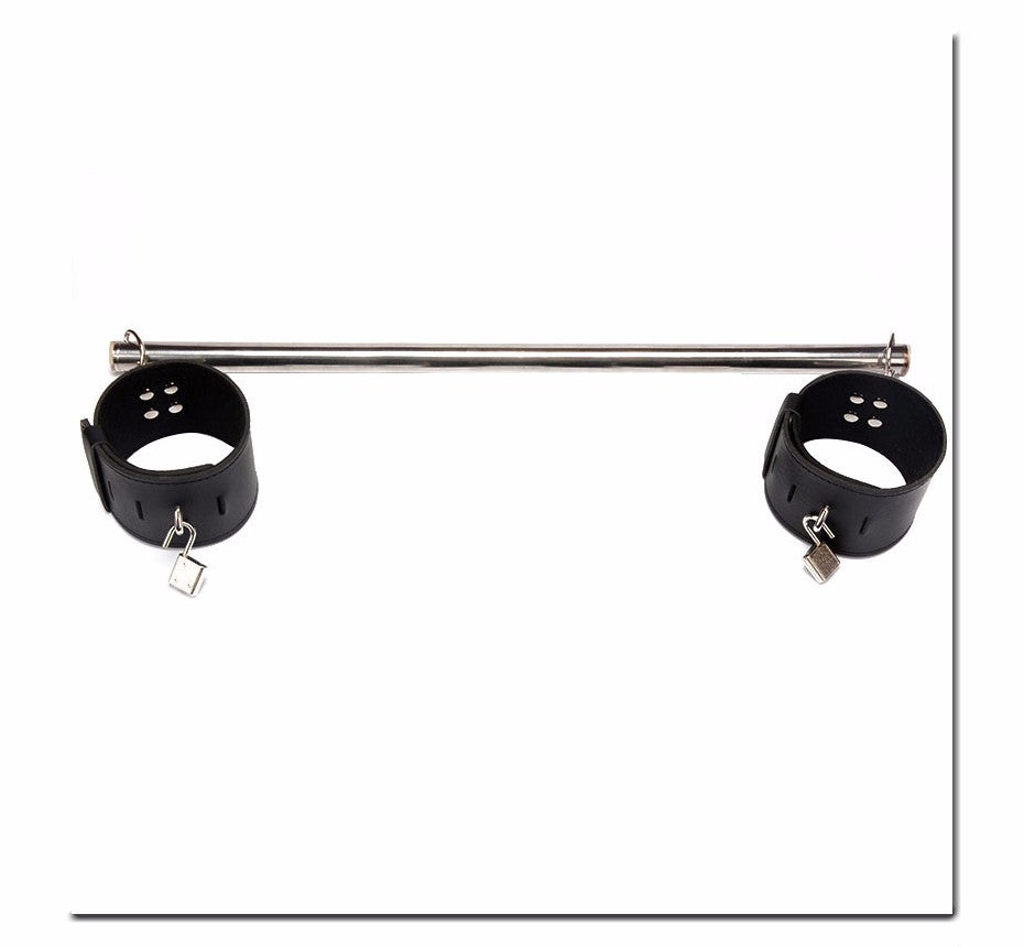 Stainless Steel Spreader Bar | Wrist Cuffs for Adult Game - Own Pleasures